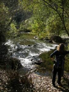En el río Genal